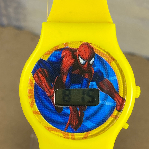 Marvel Other - Marvel The Amazing Spider Man Digital Watch